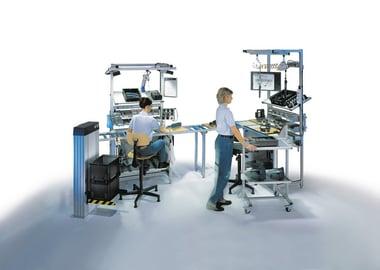 lean workstations