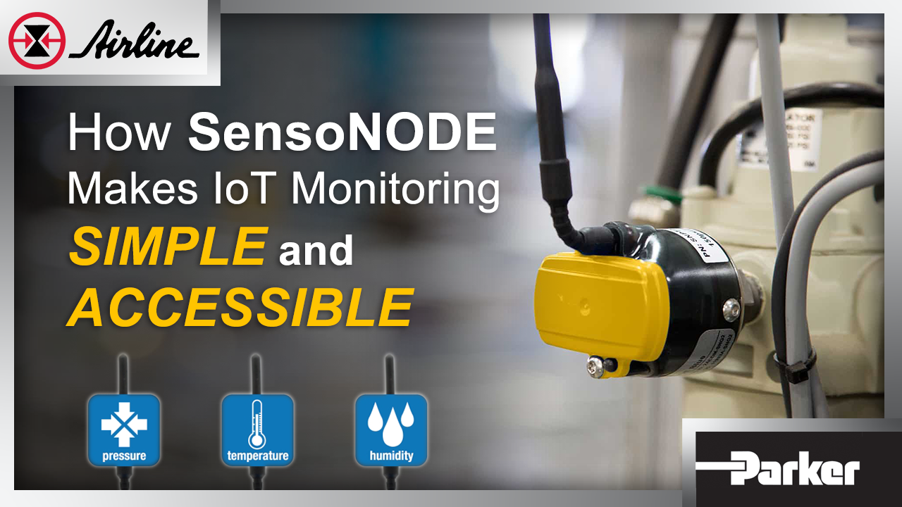 How SensoNODE make IoT monitoring simple and accessible