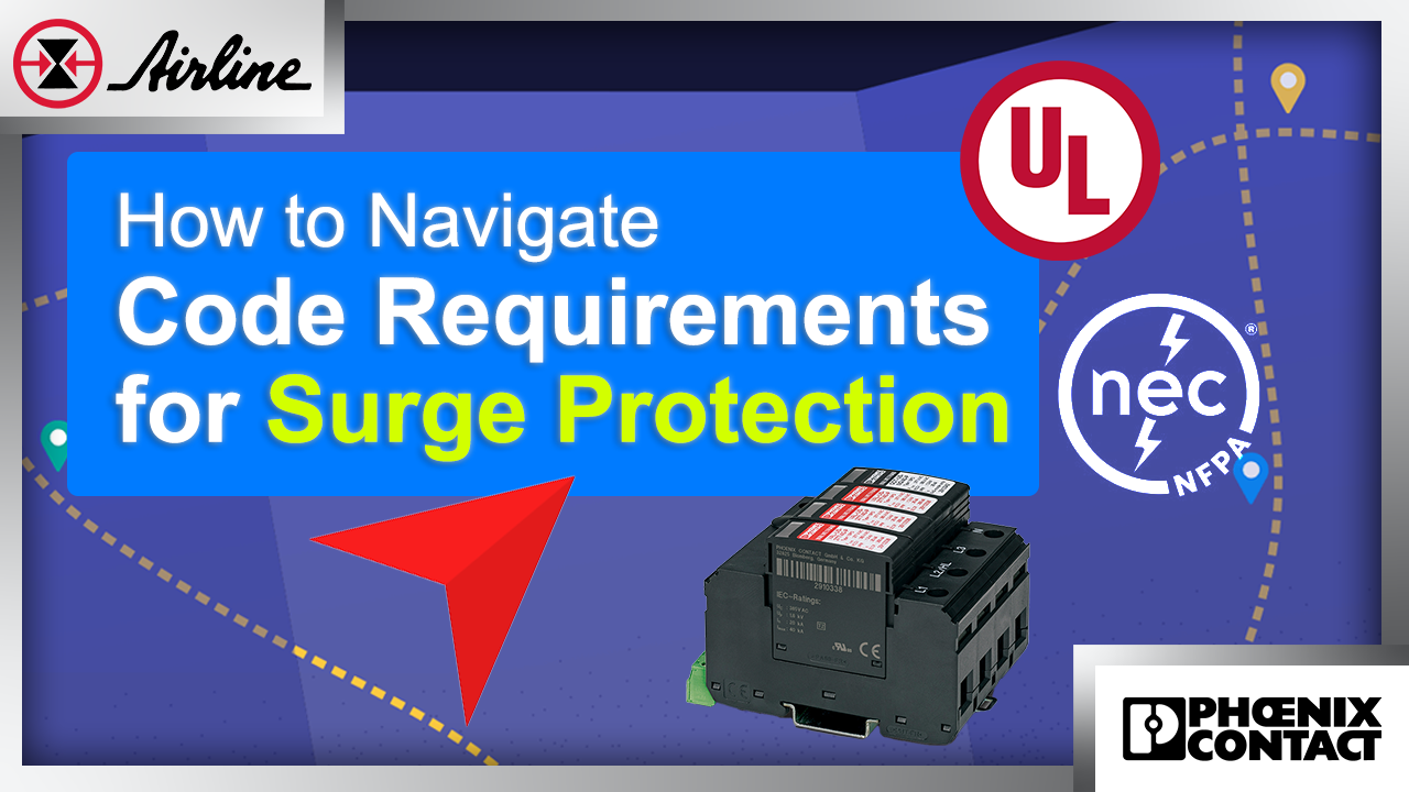 How to Navigate Code Requirements for Surge Protection