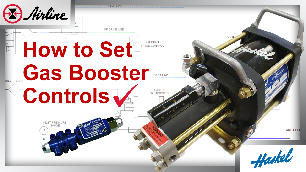 How to set booster controls